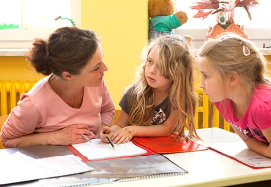 Schulkindbetreuung